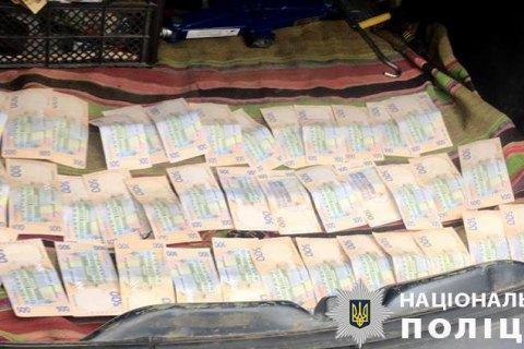Глава РГА в Ровенской области задержан при получении 20 тыс. гривен взятки (обновлено)