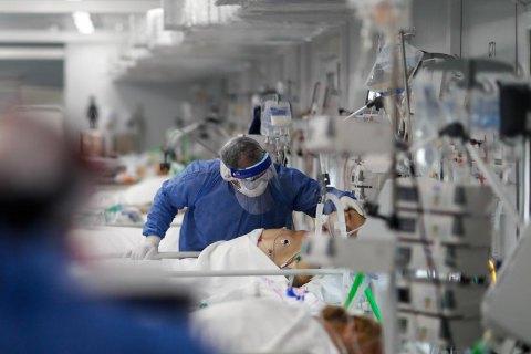 В Україні за добу померло найбільше пацієнтів з коронавірусом від початку епідемії