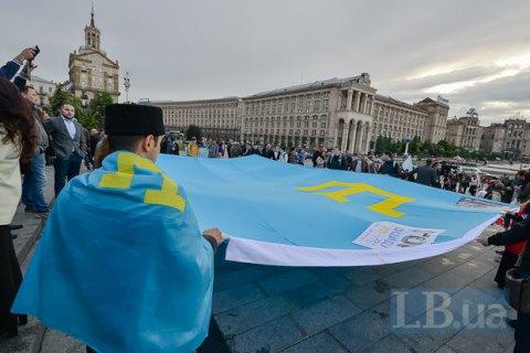 Крым покинуло около 100 тыс жителей, - The Telegraph