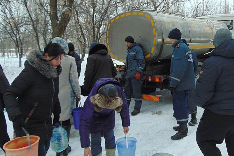 В Бердянске из-за поломки коллектора отменили занятия в школах и детсадах