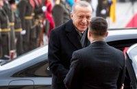 Визит Эрдогана в Киев. Партнёрство на грани фола