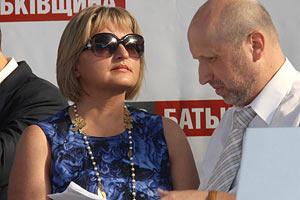 Ірина Луценко: вибір стояв між мною і братом чоловіка