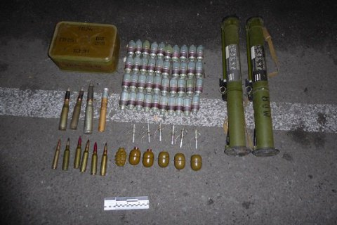 В Киеве задержали экс-бойца добробата с двумя гранатометами