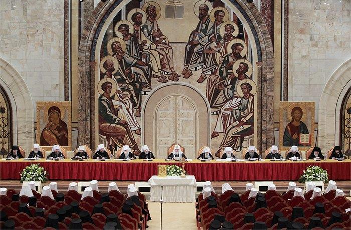 Архієрейський Собор Російської Православної Церкви, 2011
