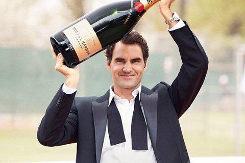 В честь Федерера выпустили вино стоимостью 20 тыс. евро за бутылку