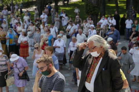 В Україні продовжили адаптивний карантин і посилили обмежувальні заходи