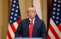Трамп заявив, що виведення військ з Сирії буде поетапним