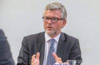 Посол Украины в ФРГ отказался отмечать окончание Второй мировой вместе с представителем РФ