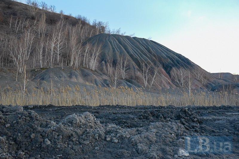 Торецькі карпати - терикони