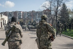 За останні 10 днів у Слов'янську 12 осіб отримали вогнепальні поранення