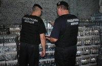 В ГФС рассказали, что делают с конфискованной водкой и спиртом