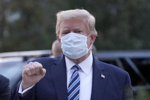 Трамп збирає мітинг на галявині Білого дому, - ЗМІ