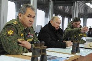 РФ начала военные учения в Крыму и на Кавказе