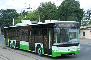 Киев возьмет в кредит 285 млн грн для закупки троллейбусов