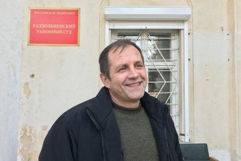 Кримчанина Балуха повторно засудили до 3 років і 7 місяців у колонії-поселенні