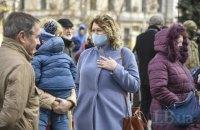 Народжуваність в Україні знизилася на 40% за 10 років