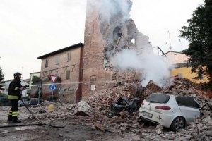На півночі Італії стався землетрус, є жертви