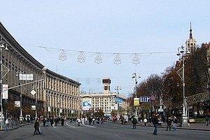 39 улиц Киева получили паспорта