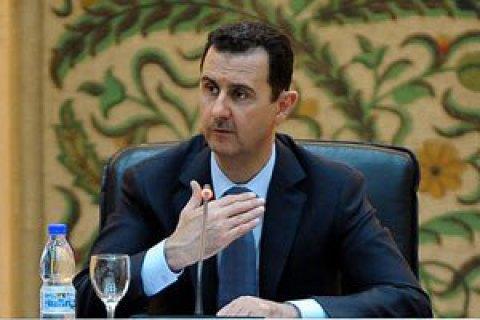 Асад допустив свою відставку за підсумками референдуму в Сирії
