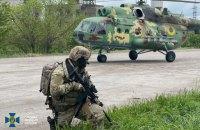 """СБУ провела антитерористичні навчання зі звільнення """"заручників"""" на Одещині"""