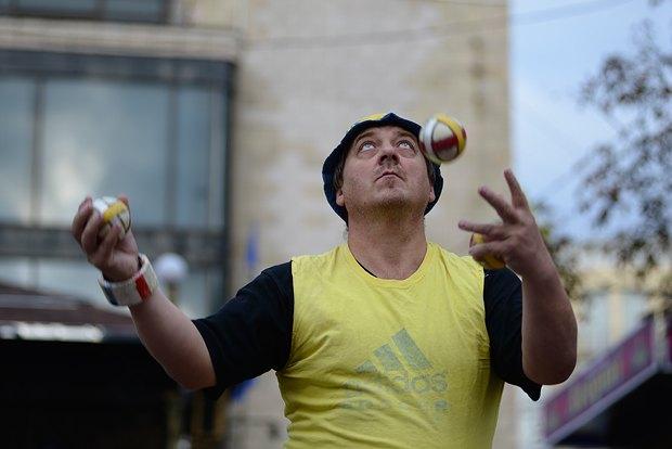 Я - единственный клоун на Майдане, который продержался 23 года