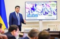 Кабмин одобрил проект госбюджета-2019 и передал его в Раду