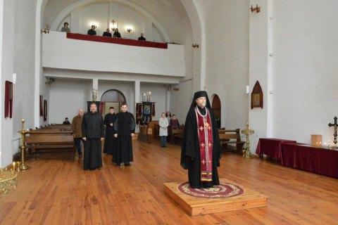 Небольшая православная церковь объявила о вхождении в УГКЦ