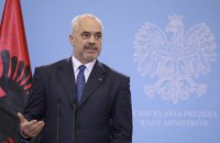 Албанский премьер выступил с идеей общего президента для Албании и Косово