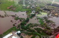 Ущерб от наводнения в Закарпатской области превысил 500 млн гривен