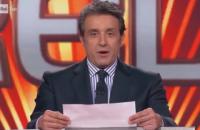 """Ведучий шоу на італійському каналі перепросив, що назвав Україну """"Малою Росією"""""""