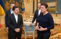 По приглашению Зеленского в Киев приехал актер Том Круз