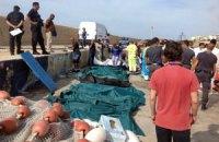Количество жертв кораблекрушения в Италии увеличилось до 300 человек