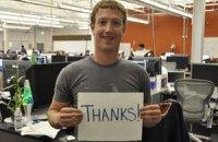 Статок Марка Цукерберга перевищив 38 млрд доларів