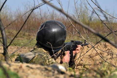 У суботу на Донбасі сталося вісім обстрілів, без втрат