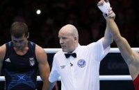Олимпиада-2012: украинского боксера нагло не пустили в финал