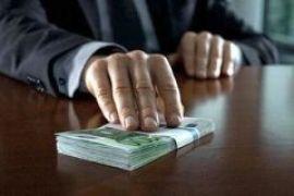 68% украинцев когда-либо давали взятки