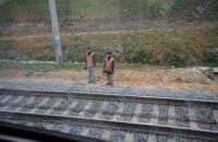 В Киевской области судья попал под поезд