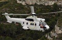 Украина привлечет €475 млн кредита на закупку вертолетов у Франции