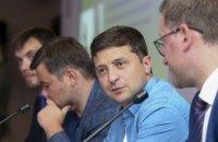Зеленський висловив сподівання, що обмін утримуваних осіб станеться найближчим часом