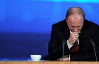 Проданный смех Путина, или Постгодовщина декабря