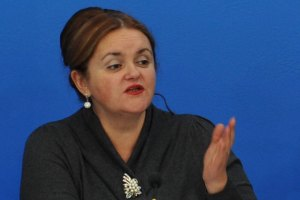 Лилия Григорович объявила о завершении политической карьеры