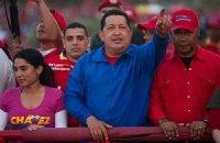 Венесуэльское ТВ выпустило мультфильм о Чавесе в раю