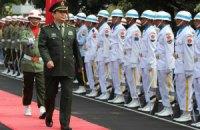Китай решил наладить военное сотрудничество с Ираном