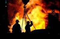 Промышленность Украины пошла в рост