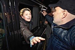 """""""Регионалы"""" не будут голосовать за кандидатуру Тимошенко на пост премьера"""
