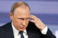 Путин заявил, что Россия не намерена возвращать Крым
