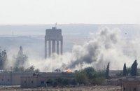 Рада ЄС закликала терміново припинити військову операцію Туреччини в Сирії