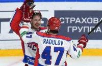 ЦСКА трощить Пітер у Кубку Гагаріна