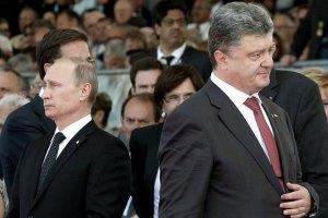 Порошенко рассказал, что ответил ему Путин в письме о Савченко