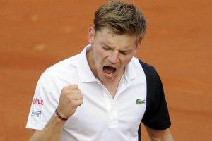 Гоффин не смог впервые в карьере прорваться в полуфинал Мастерса